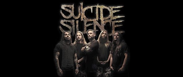 suicide slide - Suicide Silence - Suicide Silence (Album Review)
