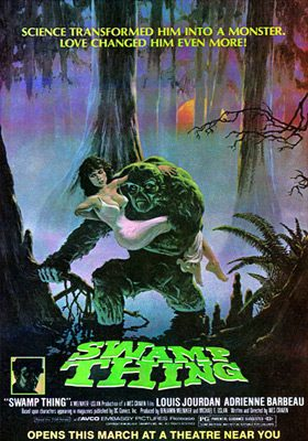 swamp thing - Interview - Adrienne Barbeau