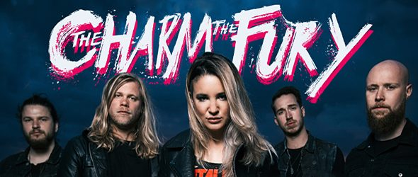 the charm the fury interview slide - Interview - Caroline Westendorp & Mathijs Tieken of The Charm The Fury