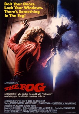 the fog movie poster 1 - Interview - Adrienne Barbeau