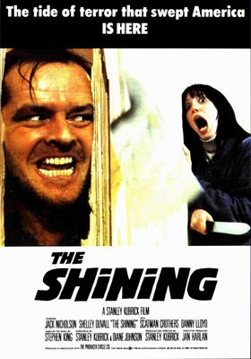the shining poster - Interview - Tami Stronach