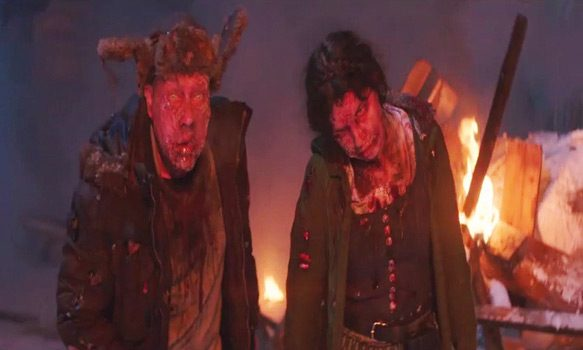 zombies 1 - Attack of the Lederhosen Zombies (Movie Review)