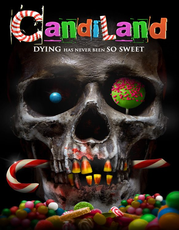 CandiLand DVD f - Candiland (Movie Review)