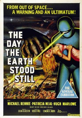 Day the Earth Stood Still 1951 - Interview - Nancy Wilson of Heart