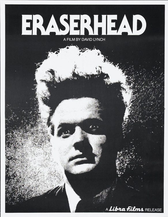 Eraserhead poster - Eraserhead - Surreal & Haunting 40 Years Later