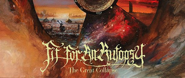 FFAA slide - Fit For An Autopsy - The Great Collapse (Album Review)