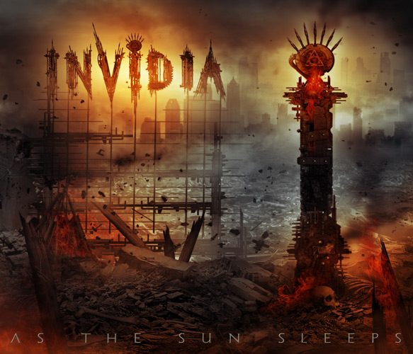 INVIDIA   COVER 600DPI - Invidia - As The Sun Sleeps (Album Review)