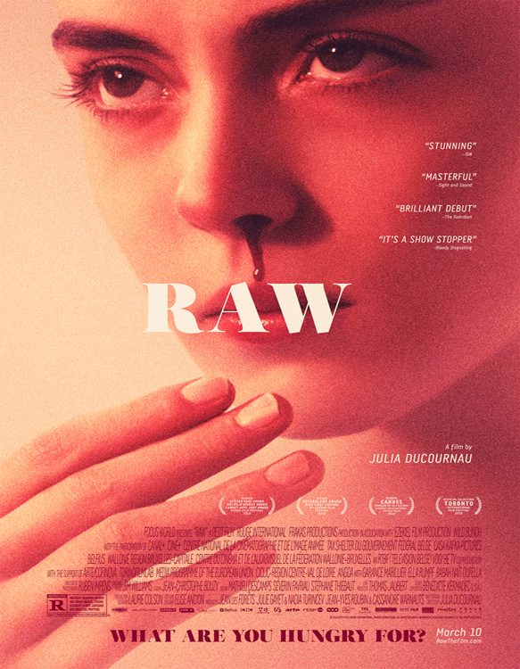 RAW ONESHEET - Interview - Julia Ducournau