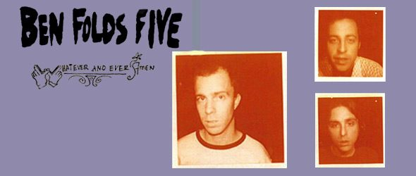 ben fold anniversary slide - Ben Folds Five's Whatever and Ever Amen 20 Years Later