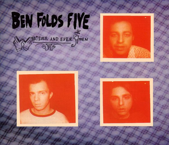 ben folds five 2 - Ben Folds Five's Whatever and Ever Amen 20 Years Later