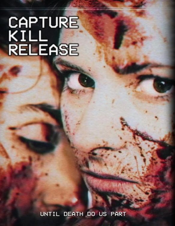 capture kill poster - Capture Kill Release (Movie Review)