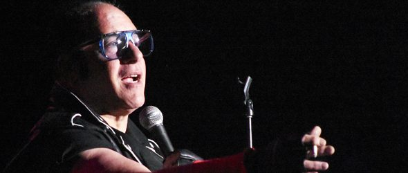 dice slide - Andrew Dice Clay Takes No Prisoners At The Paramount Huntington, NY 3-3-17