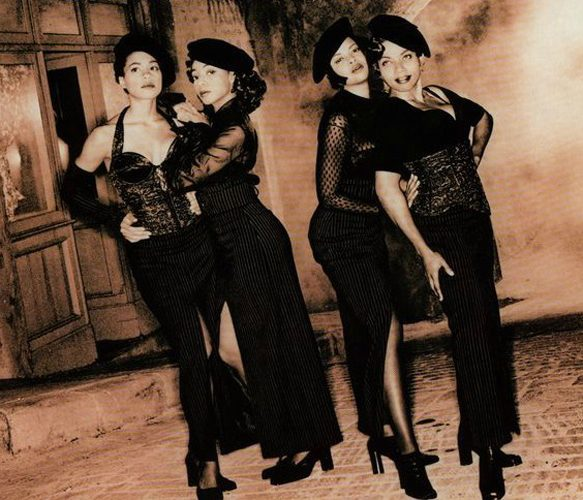 en vogue promo 1992 - En Vogue - Funky Divas 25 Years Later