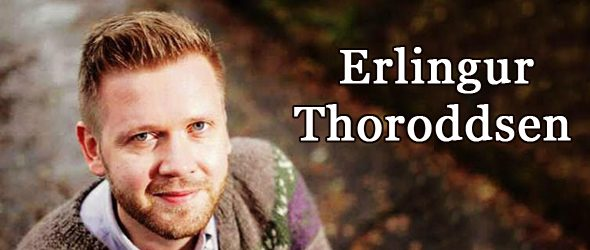 erlinger slide - Interview - Erlingur Thoroddsen
