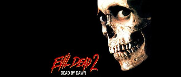 evil dead II slide - Evil Dead II - Swallowing Souls 30 Years Later