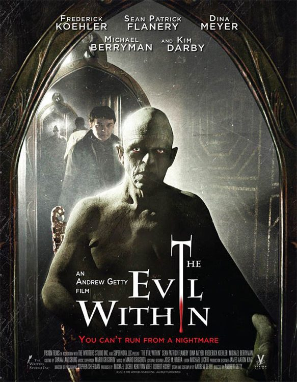 evil within poster - The Evil Within (Movie Review)