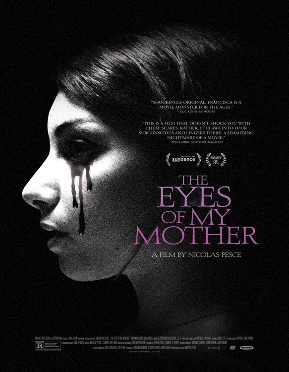 eyes of my poster - The Eyes of My Mother (Movie Review)