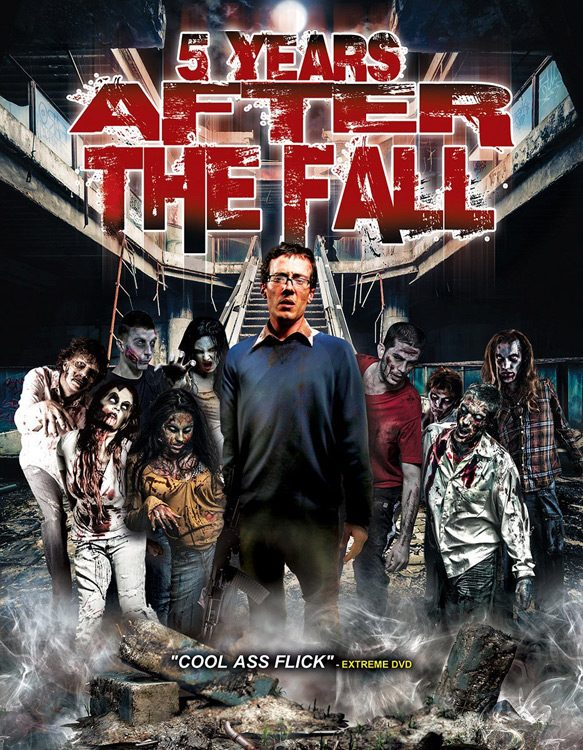five years after poster - 5 Years After the Fall (Movie Review)