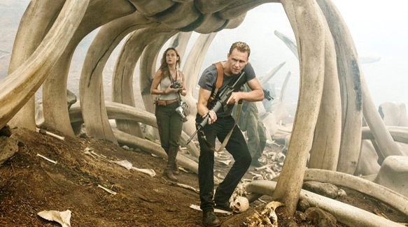 kong 1 - Kong: Skull Island (Movie Review)
