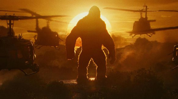 kong 2 - Kong: Skull Island (Movie Review)