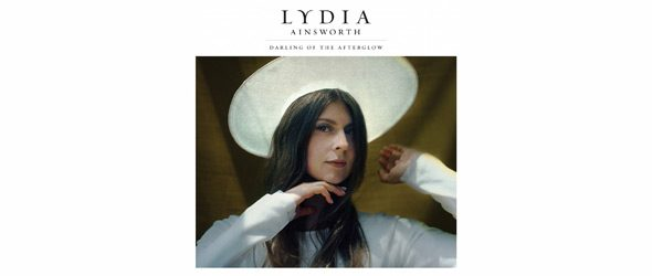 lydia slide - Lydia Ainsworth - Darling of the Afterglow (Album Review)