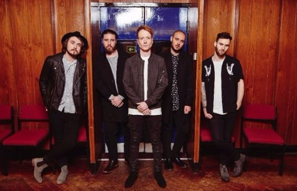 mallory knox promo - Mallory Knox - Wired (Album Review)