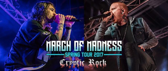 march of madness tour slide 2017 - March of Madness Tour Invades Patchogue, NY 3-15-17