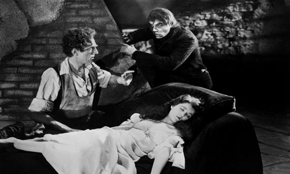murder 1 - Murders in the Rue Morgue - A Cinematic Gem 85 Years Later
