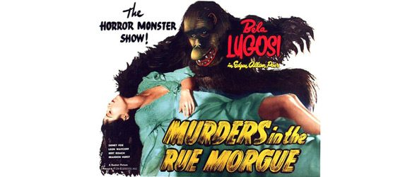murder slide - Murders in the Rue Morgue - A Cinematic Gem 85 Years Later