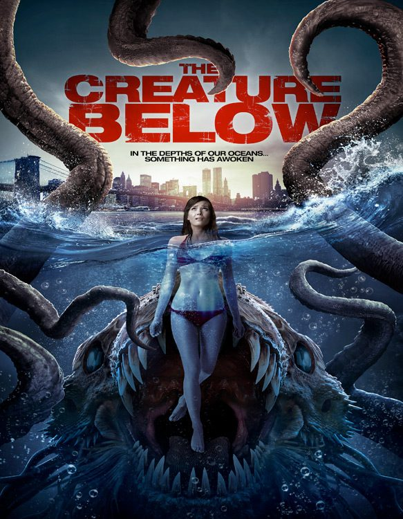 poster the creature below - The Creature Below (Movie Review)