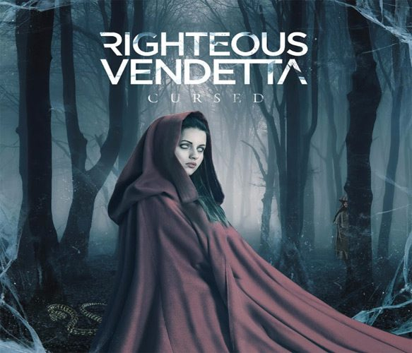 righteous cursed - Righteous Vendetta - Cursed (Album Review)