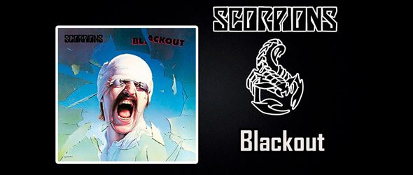 scorpions slide blackout - Scorpions - Blackout 35 Years Later