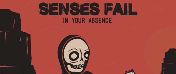 senses fail slide - Senses Fail - In Your Absence (EP Review)