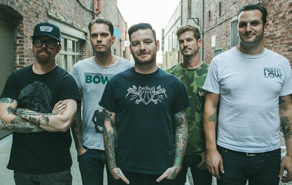 senses fail - Senses Fail - In Your Absence (EP Review)