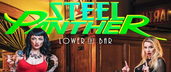 steelpanther lowerthebar slide - Steel Panther - Lower The Bar (Album Review)