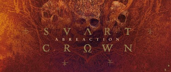 svart slide - Svart Crown - Abreaction (Album Review)