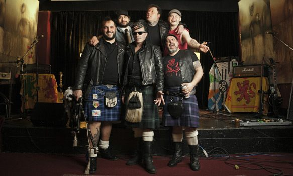 therealmckenzies 1426877386 - The Real McKenzies - Two Devils Will Talk (Album Review)