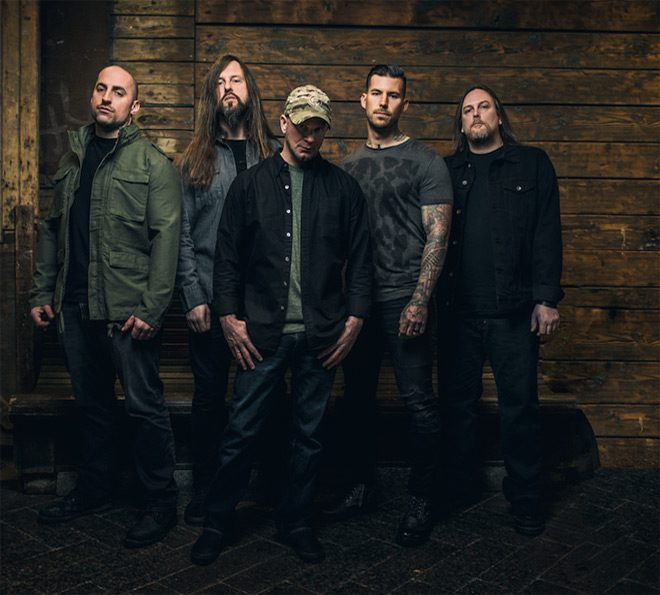 All that remains promo 2017 2 - All That Remains - Madness (Album Review)