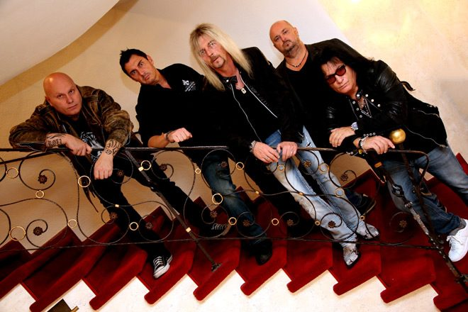 Axel Rudi Pell   Band - Axel Rudi Pell - The Ballads V (Album Review)