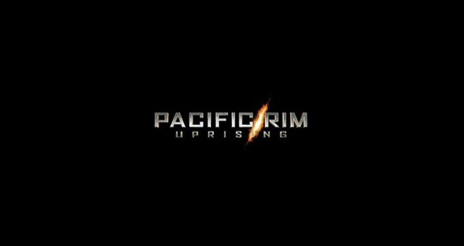 Pacific Rim Uprising Logo First Look - Interview - T.S. Nowlin