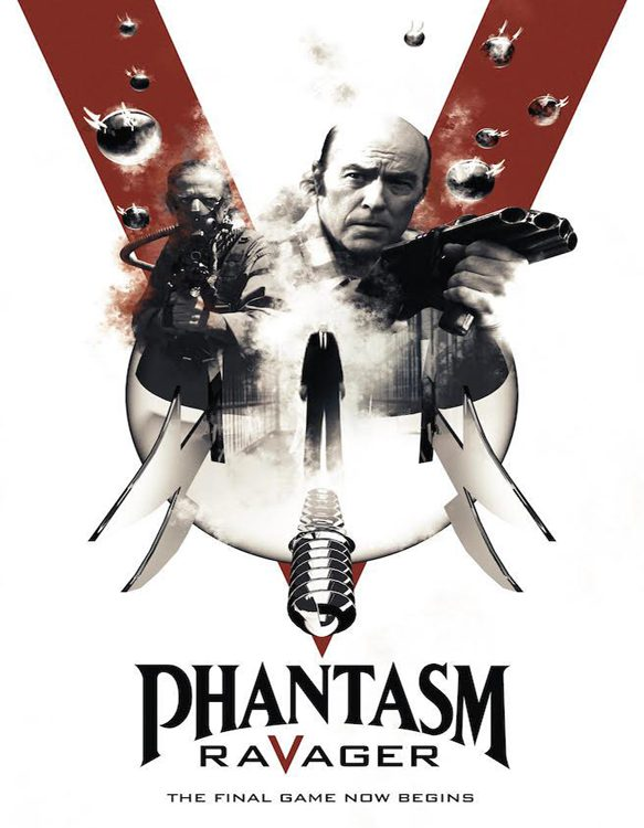 Phantasm Ravager Poster edited - Interview - David Hartman