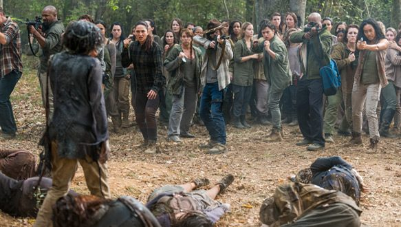 TWD 715 2 - The Walking Dead - Something They Need (Season 7/ Episode 15 Review)