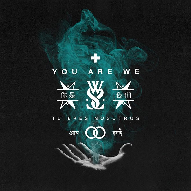WSS   YOU ARE WE - While She Sleeps - You Are We (Album Review)