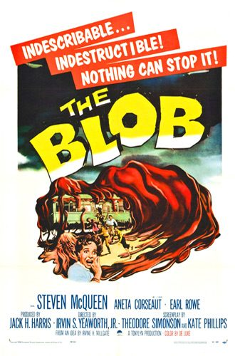blob 1958 poster 01 - Interview - Brian Ray