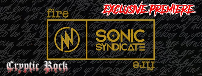 """fire crypticrock - Sonic Syndicate Premiere Cover Version of PVRIS' """"Fire"""""""