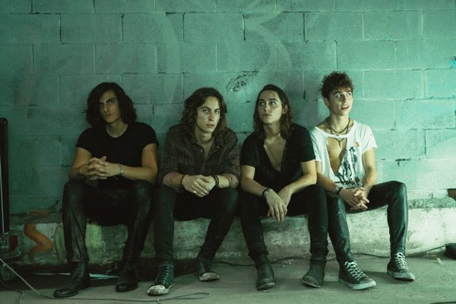 greta promo - Greta Van Fleet - Black Smoke Rising (EP Review)
