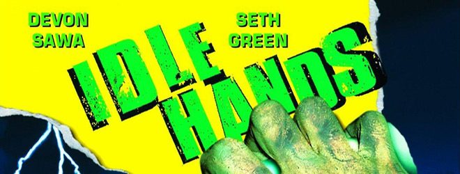 idle hands big slide - This Week In Horror Movie History - Idle Hands (1999)