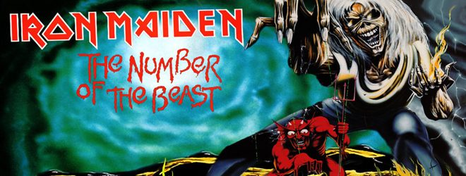 iron maiden number slide - Iron Maiden's The Number of The Beast Turns 35