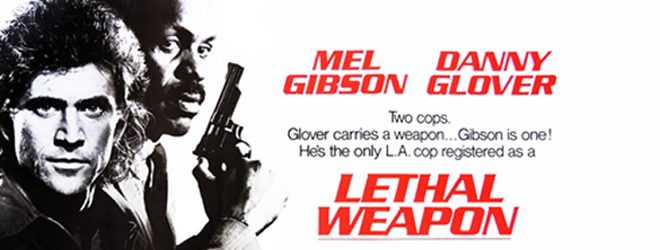 lethal weapon slide - Lethal Weapon 30 Years Later