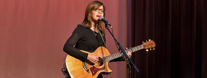 lisa loeb 3 30 17 slide - Lisa Loeb Captures The Heart Of The Boulton Center Bay Shore, NY 3-30-17